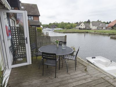 Photo for 3BR Cottage Vacation Rental in Wroxham