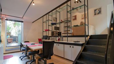 Photo for Beautiful loft in the heart of Trastevere, in the city center, with terrace overlooking the ...