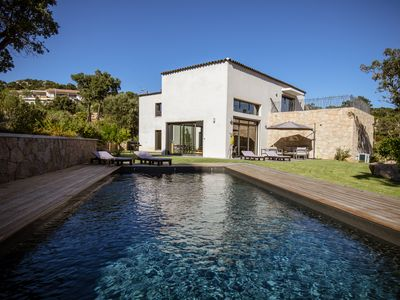Photo for NEW VILLA with heated pool - Les Hauts de St-Cyprien