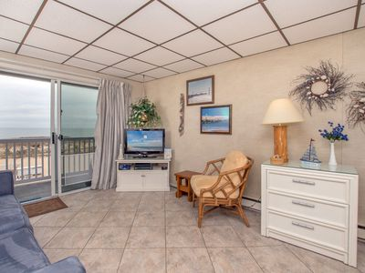 Photo for Oceanfront condos with rare 2 night minimum rentals and linens included!