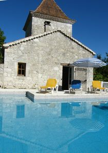 Photo for Beautiful Pigeonnier, in very quiet and marvellous property