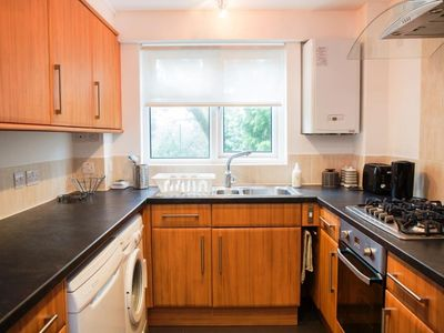 Photo for BOURNECOAST: 2 Bedroom Apartment just outside Bournemouth Town Centre - FM6164