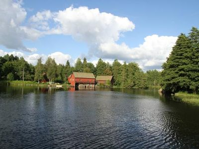 Photo for Holiday house Värnamo for 4 persons with 2 bedrooms - Holiday house