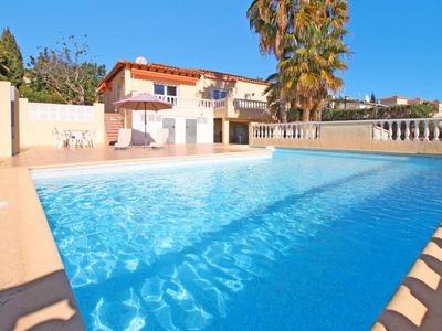 Photo for Vacation home Piedad (CLP279) in Calpe/Calp - 9 persons, 4 bedrooms