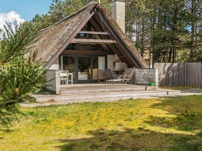 Photo for A rustic-look holiday home in Romo with Sauna