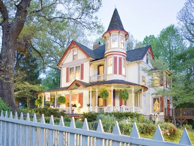 Photo for Beautiful Queen Anne Victorian Home