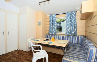 Photo for Camping Odalys La Pinède *** - Mobil Home 4 Rooms 6/8 people
