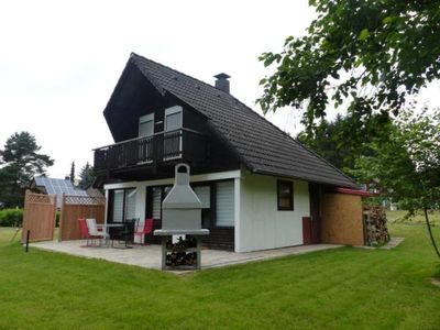 Photo for Holiday cottage Frielendorf for 6 persons with 3 bedrooms - Holiday home