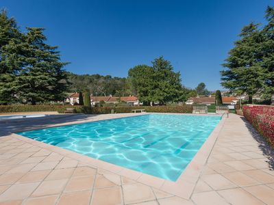 Photo for Charming French Riviera villa - 3 bedrooms 2 bathrooms Swimming pool Wifi