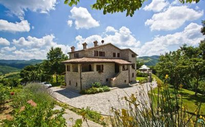 Photo for Holiday apartment Apecchio for 4 - 6 persons with 2 bedrooms - Holiday apartment in one or multi-fam