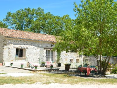 Photo for Gîte de Francouly - In the countryside - 7/8 people - Pool