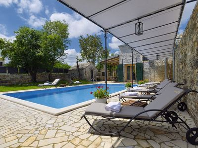 Photo for Holiday house Bazgalji for 8 - 10 persons with 4 bedrooms - Holiday house