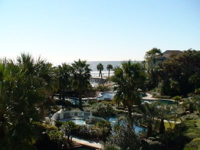 Photo for 3,100 Sq. Ft. Beachfront/Oceanfront Penthouse Condo