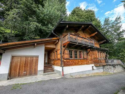 Photo for Apartment Chalet Fuchshalde in Pany - 8 persons, 3 bedrooms