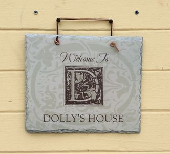 You will receive a warm welcome and be treated like family at Dolly's House.