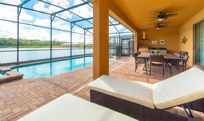 Photo for 8 Bedroom Westside Resort close to theme parks