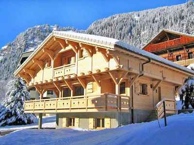 Photo for Holiday house Châtel for 9 persons with 3 bedrooms - Holiday house