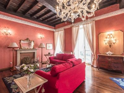 Photo for Apartment in the center of Rome with Internet, Air conditioning, Lift, Washing machine (9757)