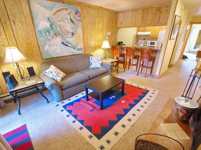 Photo for Prime Ski In/Out! Ski Locker Included! Couples Getaway!