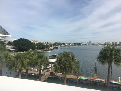 Photo for Clearwater Beach Waterfront Luxury Condo 2 BR 2 BA