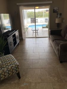 Photo for 1Perfect family home 5bedroom 3 bath*Heated pool*