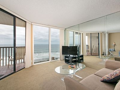 Breathtaking Bungalow! Oceanfront Condo with Beach Access, Pool, Spa