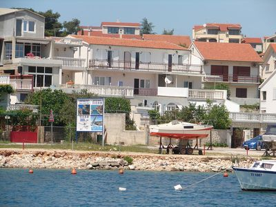 Photo for 1BR Apartment Vacation Rental in Tisno