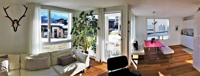 Photo for Stylish apartment for connoisseurs - clean air guarantees