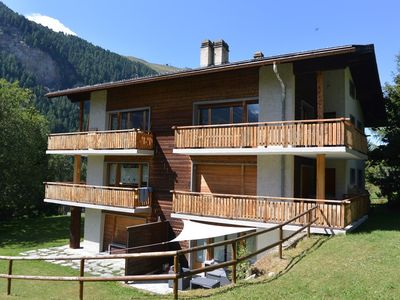 Photo for 1 bedroom with 1 double bed - 1 bedroom with 2 bunk beds - mezzanine with 3 beds - living room - TV