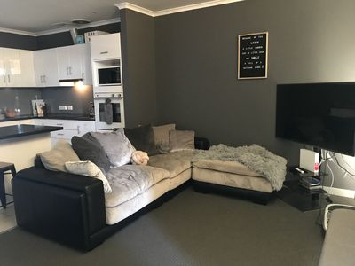 Photo for Modern comfort, central 2 bedroom apartment
