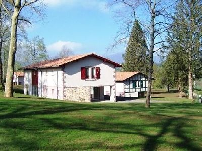 Photo for Domaine du Lac d'Harrieta your holiday in Basque Country: 2 to 56