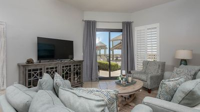 Photo for PREMIUM…Beach Front…GROUND FLOOR…2 Bedroom @ Phoenix V
