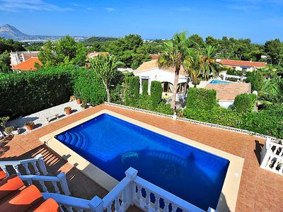 Photo for Vacation home Viña in Jávea/Xàbia - 6 persons, 3 bedrooms