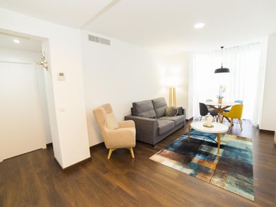 Photo for Beautiful Apartment -new- Very Close to Plaza España