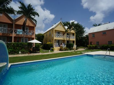 "Photo for Lovely 2 bedroom villa by beach ""Ajoupa Villas"""