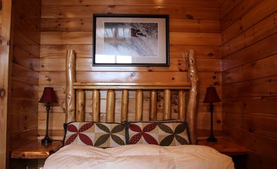 Photo for 1BR Lodge Vacation Rental in West Forks, Maine