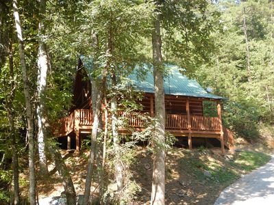 Photo for In Between Pigeon Forge And Gatlinburg close to all Attractions !!!