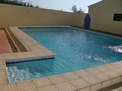 Photo for Stunning 4 Bedroom Villa in quiet location with pool and ar conditioning