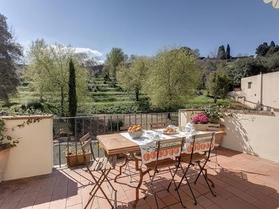 Photo for Apartment in the center of Florence with Internet, Air conditioning, Lift, Terrace (456764)