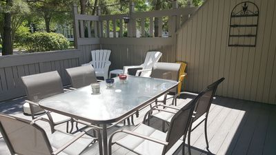 Photo for Sea Colony West - 2BR, 2BA - Cozy Coastal Cottage by Tennis Center and Beach
