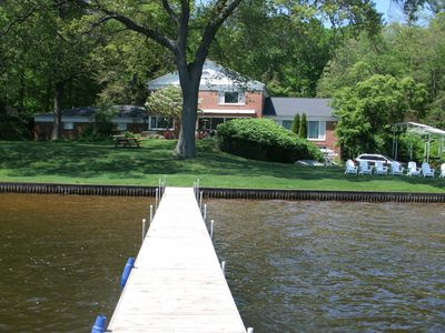 Photo for Large Private lakeside Retreat - Paddleboards & Kayaks included