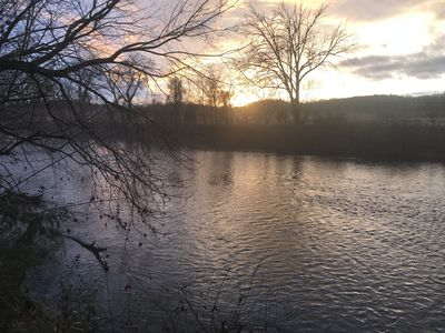 Photo for RIVER FRONT in Sevierville! Near Golf Course & Convention Center!