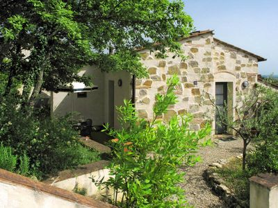 Photo for Vacation home Casa Luna  in Lecchi in Chianti, Siena and surroundings - 4 persons, 2 bedrooms