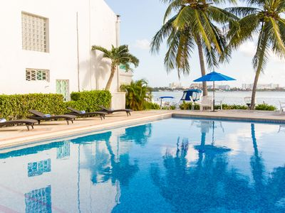 Photo for 3Bedroom Spacious Waterfront Townhouse in Cancun Hotel Zone
