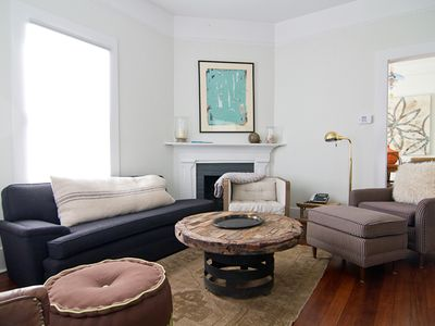 Photo for Fireplace, AC, Off-Street Parking, Private, and So Much More