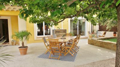 Photo for 3BR House Vacation Rental in Suze-la-Rousse