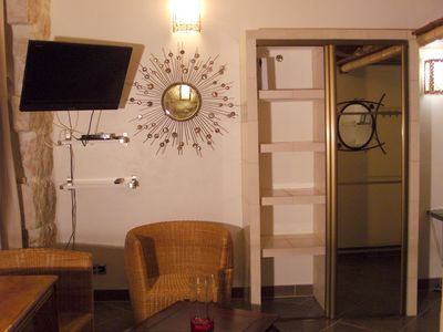 Photo for SMALL NEST WITH BALCONY, CHARM-COMFORT AUTHENTICITY in the heart of NICE