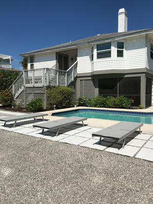 Photo for Directly on Boca Grande with Private Pool