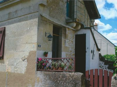 Photo for In the heart of a charming calm and classified village, a perfect base in Touraine