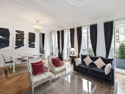 Photo for Modern & Stylish  2 Bedroom - Boulevard Saint Michel